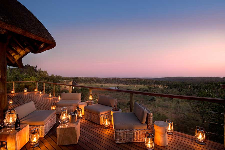 mhondoro executive suite deck
