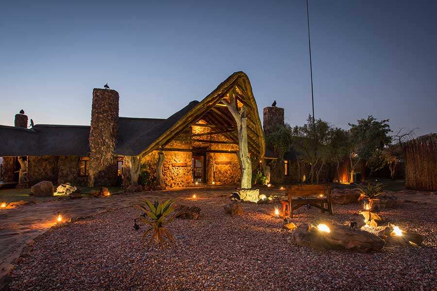 Luxury Lodges South Africa