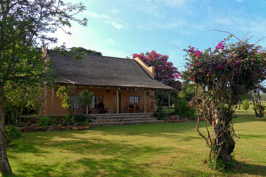 Welgevonden private game reserve