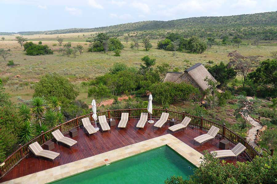 kololo game reserve pool